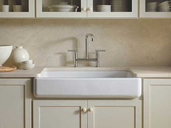 Kohler Cast Iron Sinks