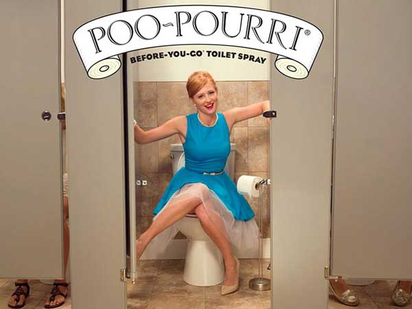 How Poo-Pourri Works