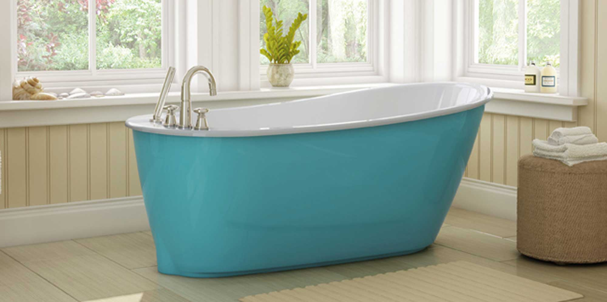 Soaking Tub Color